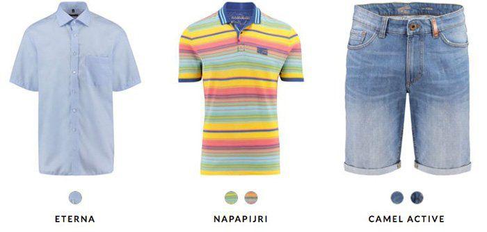 15% auf Shirts, Polos, Badehosen uvm. bei engelhorn + 5€ Gutschein ab 50€