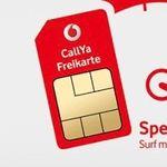 Vodafone CallYa Prepaid für 9,99€ für 4 Wochen – 1,1GB LTE, 200 Einheiten
