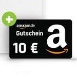 o2 Smart Surf Tarif mit 50 Min + 50 SMS + 1GB LTE für 3,99€ mtl. + 10€ Amazon Gutschein