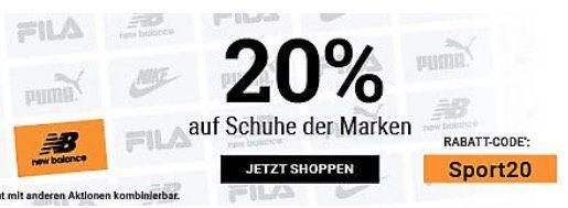 size 40 a4a91 49213 Roland-Schuhe: 20% Rabatt auf Schuhe von Nike, Fila, Puma ...