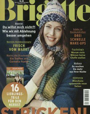 Brigitte Brigitte Jahresabo für nur 13,20€ (statt 83€)