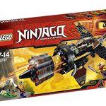 Lego Ninjago – Cole's Felsenbrecher für 23,79€ (statt 28€)