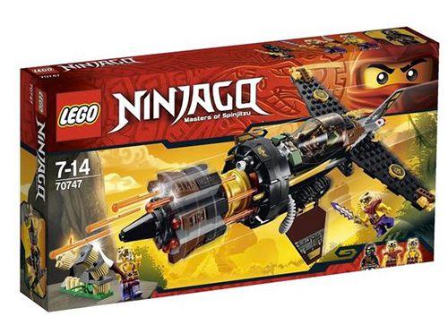 Lego Ninjago   Coles Felsenbrecher für 23,79€ (statt 28€)