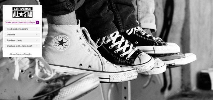 Converse Converse Sale mit bis zu 65% Rabatt bei Vente Privee