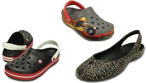 Kleiner Crocs Sale: 2 Crocs zum Preis von nur 50€