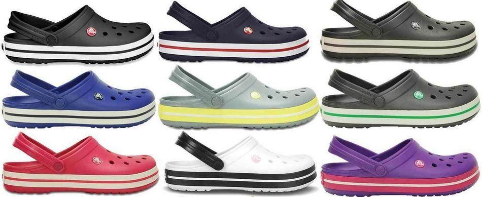 Crocs Wow CROCSBAND 11016   Unisex Kult Schuhe für je 28,99€