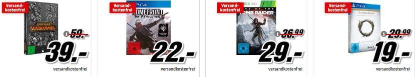 Dienstag Games ACER Predator 15Notebook statt 1.800€ für 1.449€ im Media Markt Dienstag Sale