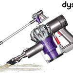 Dyson DC60 kabelloser Staubsauger + Home Cleaning Kit für 288€