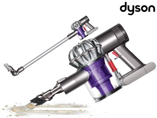 Dyson DC62 Dyson DC60 kabelloser Staubsauger + Home Cleaning Kit für 288€