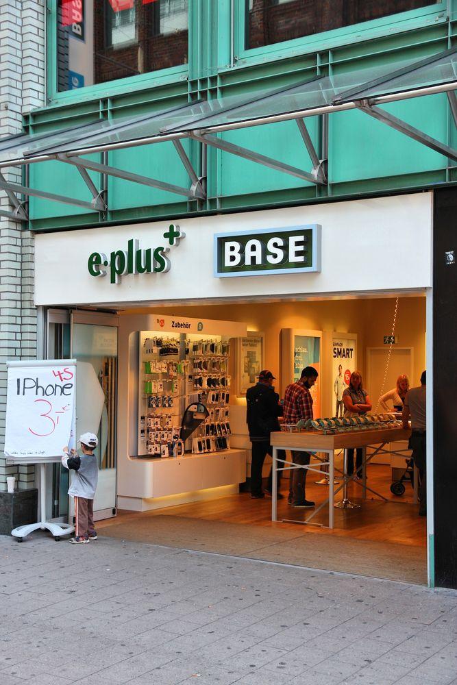 E Plus Shop Das beste Handynetz Deutschlands