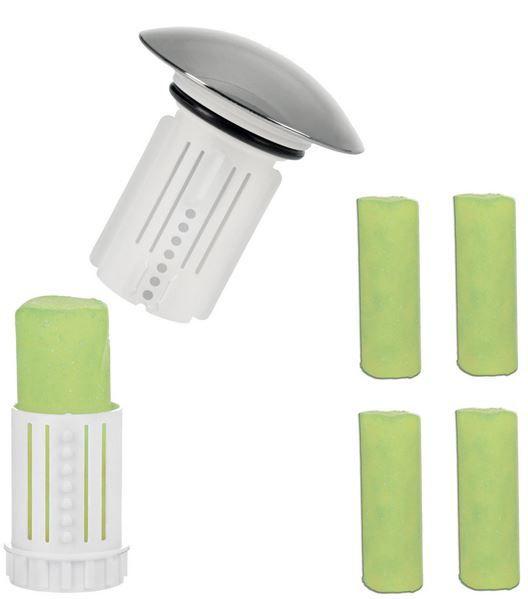 Fee Abflussstopfen Abfluss Fee Verschlussstopfen + 4er Set Duftsteine für 19,99€