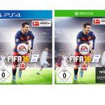 FIFA 16 – PS4 Xbox One und PC für je 19,99€ bei den Saturn Weekend Deals