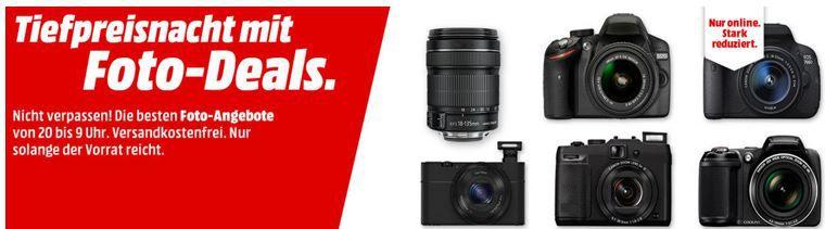 Foto Sale Media Markt ROLLEI Sportsline 85 Cam für 44€ und mehr beim Media Markt Foto Deal