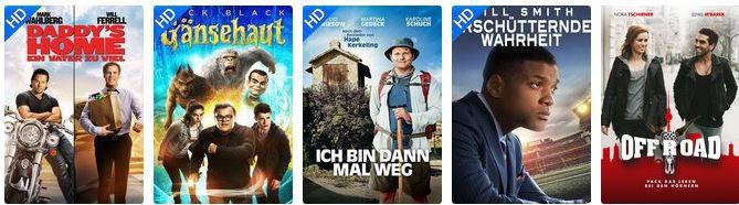 Gänsehaut der Film Wuaki.tv   HD Filme am Dienstag nach Wahl für je 0,99€