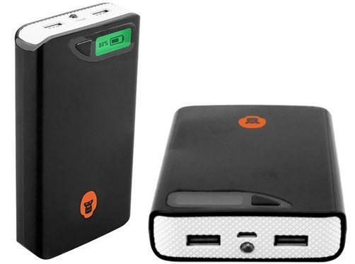 GorillaInc. Alive Power Bank mit 15.000mAh für 17,99€
