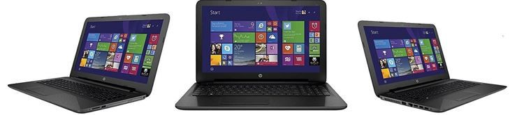 HP 250 G4   15.6 Zoll Notebook mit Celeron N3050 für 239€