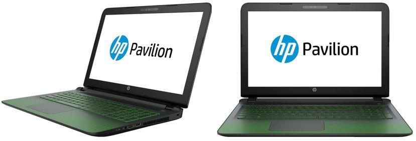 HP Pavilion15 ak134ng HP Pavilion15 ak134ng   15,6 Zoll Gaming Notebook 128GB SSD + 1TB HDD für 766€ (statt 999€)