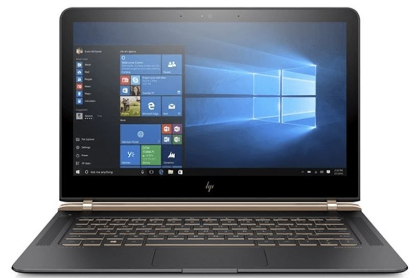 HP Spectre 13 v030ng – 13.3″ Notebook (i7, 8GB RAM, 512GB SSD) 777€ statt 1149€
