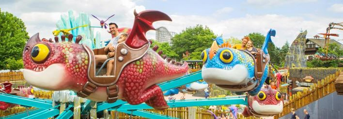 Heide Park Soltau + Holiday Camp 2 3 Tage Heide Park Soltau + Holiday Camp mit HP ab 79€ p.P.
