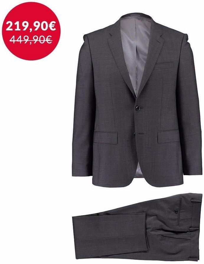 Hilfiger Anzug Tommy Hilfiger Butch Rhames Herren Anzug für 199,99€ (statt 304€)   TOP!