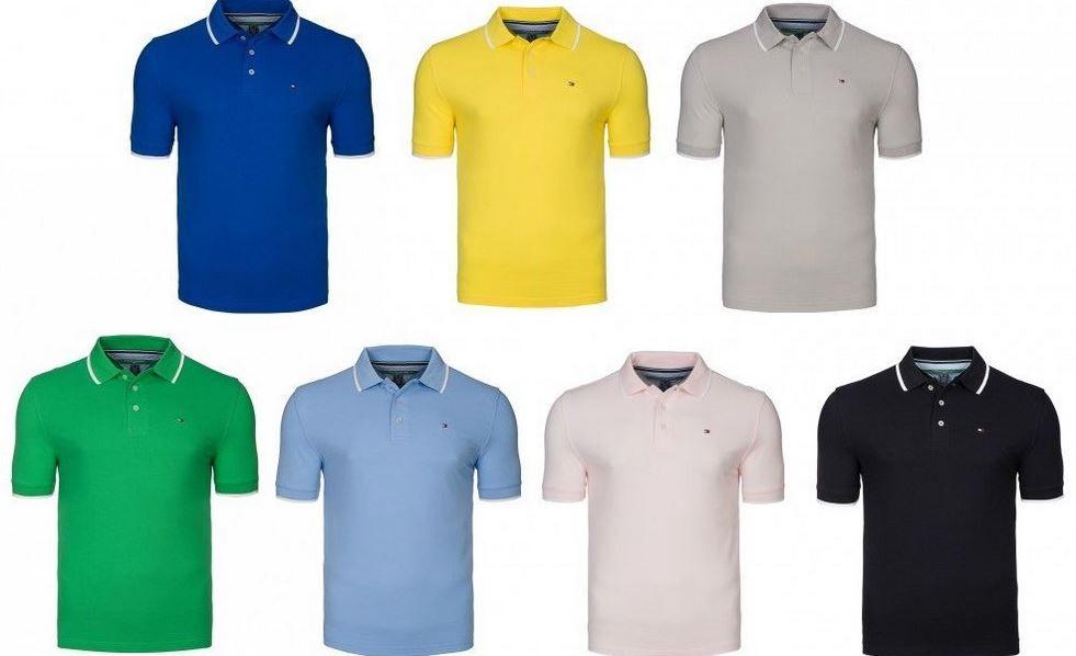 Hilfiger Herren Polos Wow Angebot Tommy Hilfiger Herren Poloshirts (statt 42€) für je 32,99€