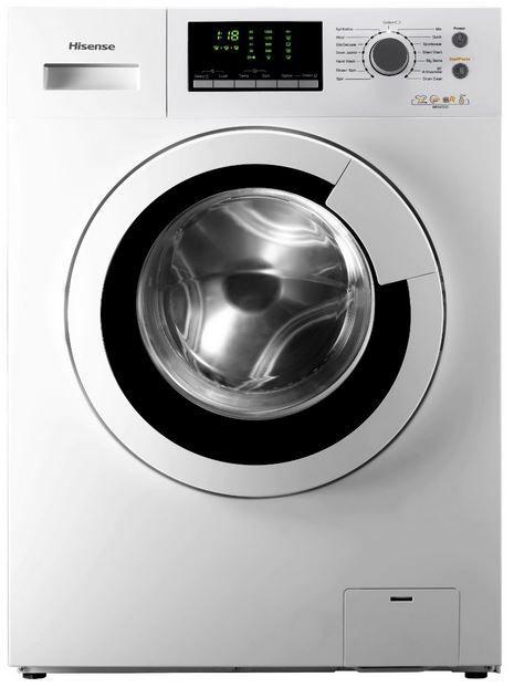 Hisense WFU7012 FL Hisense WFU7012 FL  7Kg Waschmaschine mit max 1.200U/min für 229€