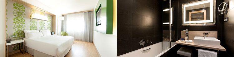 Hotel Barcelo Praha Five zimmer 2 ÜN in Prag inkl. Frühstück, Abendessen, Fitness & Wellness ab 74€ p.P.