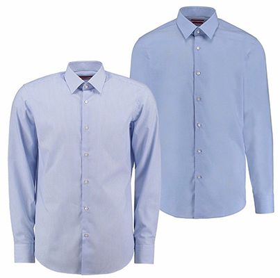 Hugo C Enzo Hugo C Enzo Business Hemden für je 44,90€ (statt 54€)