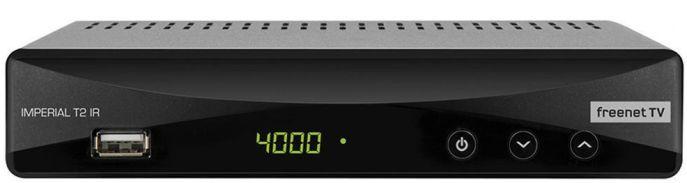 Imperial T2 IR DVB T2 Receiver für nur 59,90€ (statt 99€)