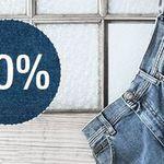 Galeria Kaufhof mit 20% Rabatt auf Damen-, Herren- und Kinder Jeans