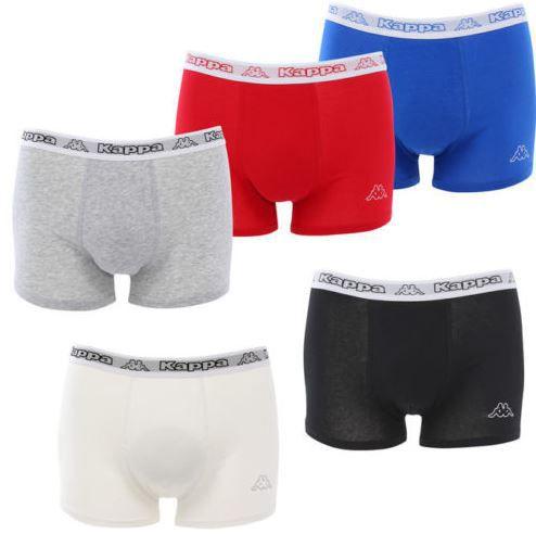 Kappa Boxer Shorts Kappa 8er Pack Boxershorts verschiedene Farbsets für je 24,99€