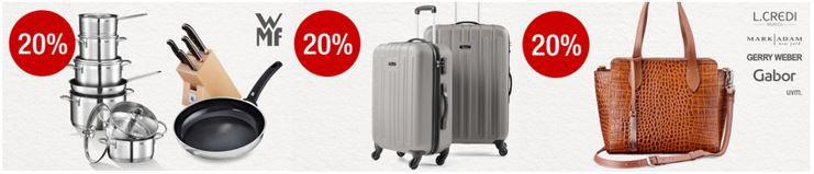 Galeria Kaufhof SUPER DEALS Angebote mit 20% Extra Rabatt