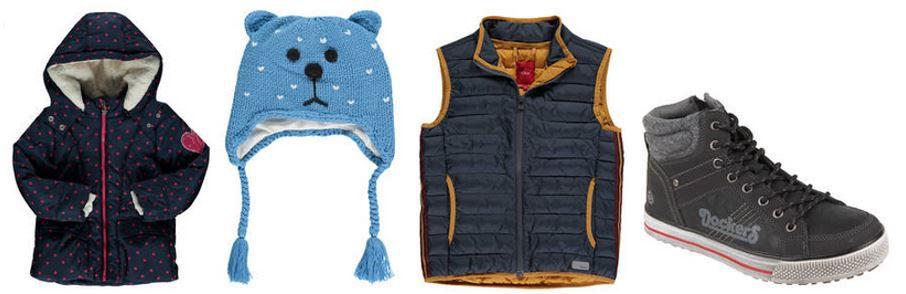 Galeria Kaufhof: 20% Rabatt auf Kinderbekleidung   günstige Markenkleidung