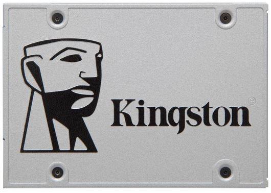 Kingston SSD 240 GB UV400 Kingston UV400   240GB interne SSD für 54,49€