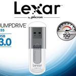 Lexar JumpDrive S55 – 128GB USB 3 Stick für 19€ (statt 45€)
