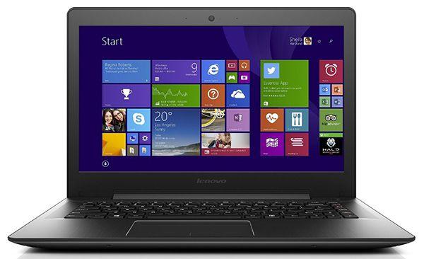 Lenovo U41 70   14 Zoll Full HD Notebook + Win 10 für 419€ (statt 499€)