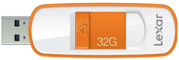 Lexar S75 32GB Lexar JumpDrive S75   32GB USB3 Stick für nur 8€