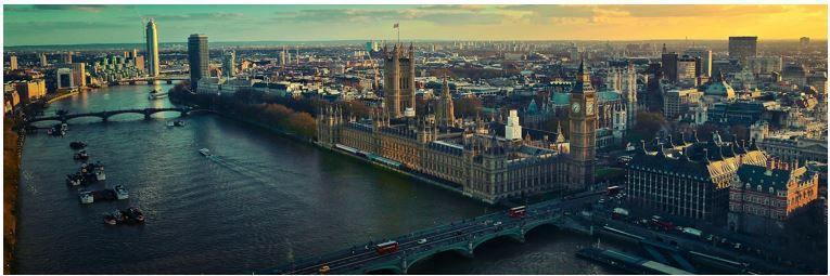 Lust auf London? Flüge schon ab 7€ pro Person