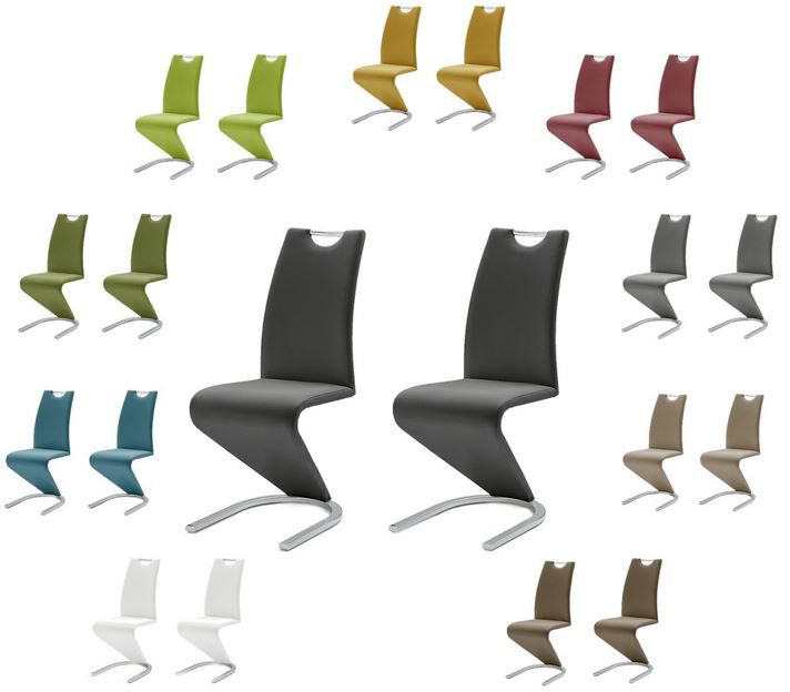 MCA Amado   Schwingstuhl im 2er Pack für 94,95€ (statt 139€)