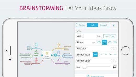 MindNode   Delightful Mind Mapping (iOS) kostenlos statt 9,99€