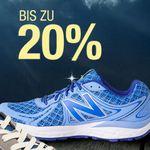 Bis 20% auf Alles rund um Ihre Füße heute in den Galeria Kaufhof Mondschein Angeboten