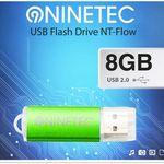 NINETEC 3 x 8GB USB Sticks für 9,99€