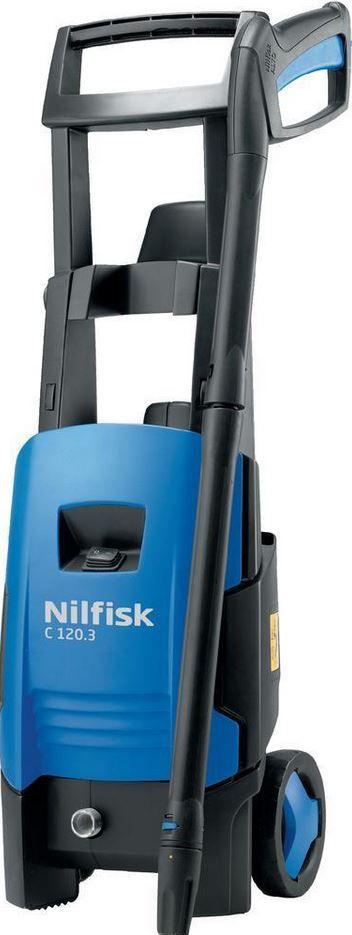 Nilfisk ALTO C 120.2.6   Kaltwasser Hochdruckreiniger für 69,99€