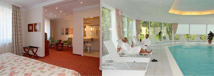 Parkhotel Am Glienberg zimmer 2 ÜN an der Ostee inkl. Halbpension & Wellness (Kind bis 6 kostenlos) ab 99€ p.P.