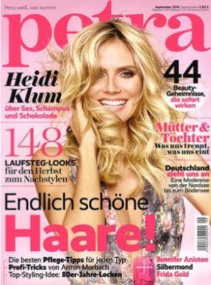 Petra Petra Jahresabo für 7,80€ (statt 38€)   TOP!