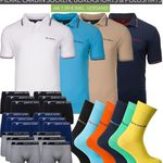 Pierre Cardin Ausverkauf bei Outlet46 – 12er Pack Socken schon ab 7,99€