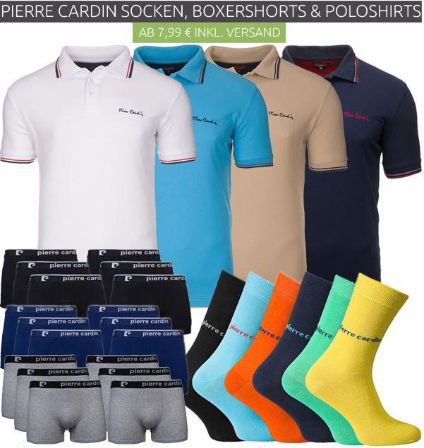 Pierre Cardin Aktion Pierre Cardin Ausverkauf bei Outlet46   12er Pack Socken schon ab 7,99€