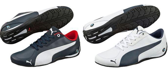 Puma BMW MS Drift Cat 5 NM    Herren Leder Sneaker für 44,99€ (statt 66€)