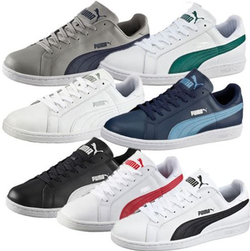 Puma Smash L PUMA SMASH L   Damen und Herren Sneaker für je 32,99€