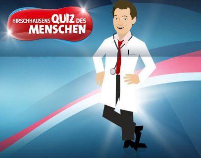 Freikarten für Hirschhausens Quiz des Menschen am 1.9. in Köln